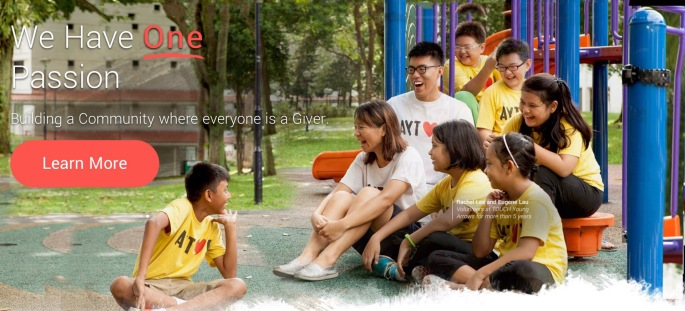 Photo credits: Photo from Touch Community Services website  www.touch.org.sg