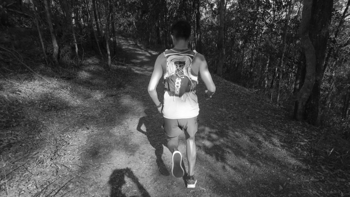 Mok Ying Ren (seen in picture) was inspired by his medical teacher and mentor, Prof Low's life philosophy, shaped by the latter's experience with the outdoors and active lifestyle. Photo credits: ONEATHLETE