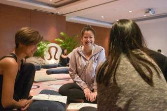 181124 Lululemon Ambassador Retreat — Core Values Rated62